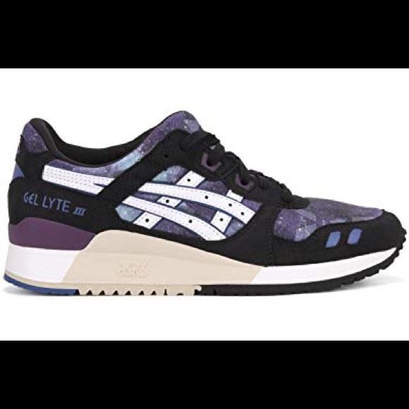 ASICS Gel-Lyte Galaxy shoes kids size 1